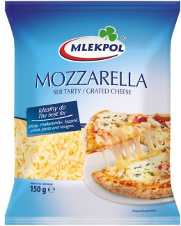 Ser Mozzarella Tarty 150g