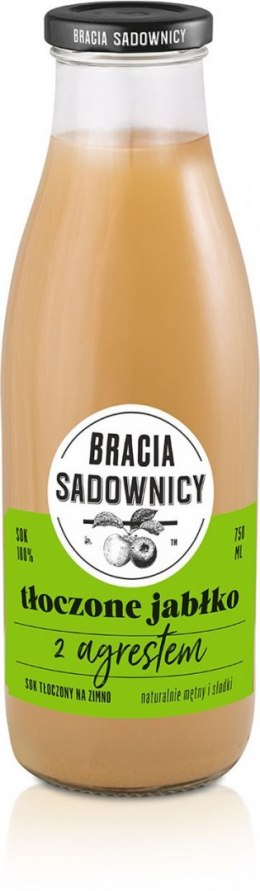 Sok Jabłkowy z Agrestem 250ml